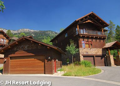 Granite Ridge Lodges.