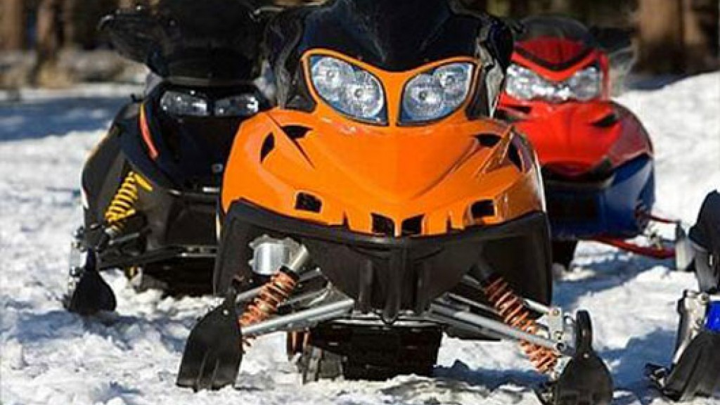 Snowmobile Tours in Jackson Hole