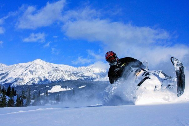 Togwotee Snowmobile Adventures Jackson Hole Wy Central Reservations