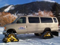 Rocky Mountain Snowmobile Tours - Snowcoach Tours