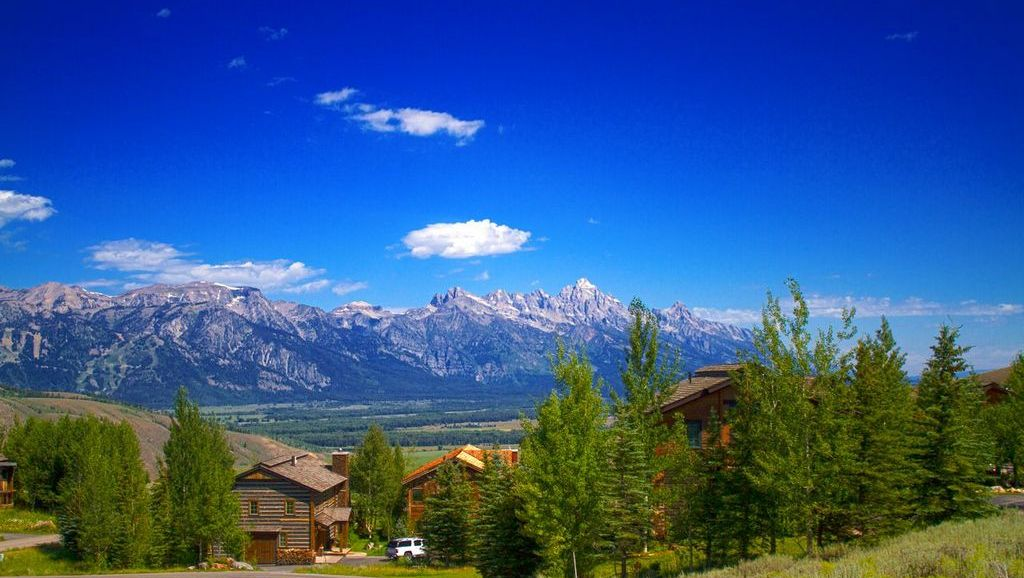 Spring creek ranch in jackson hole jhcr for Jackson hole summer vacation