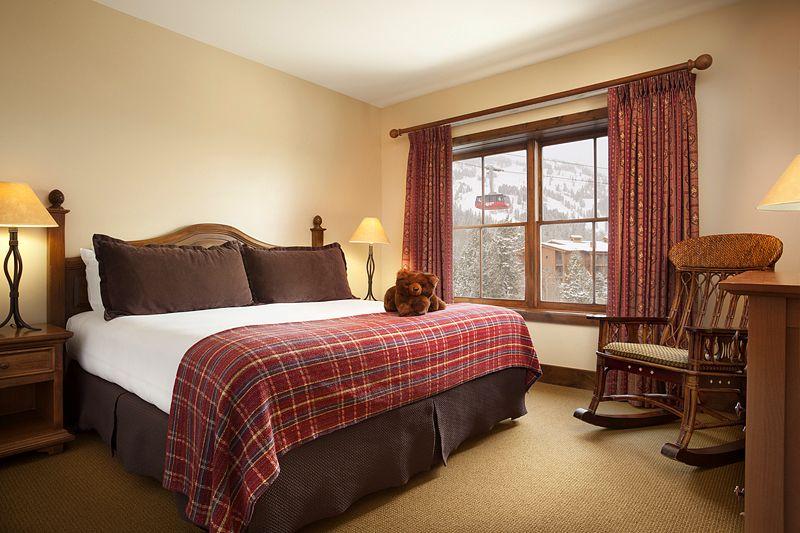 Teton Mountain Lodge Spa In Teton Village Jackson Hole Central Reservations