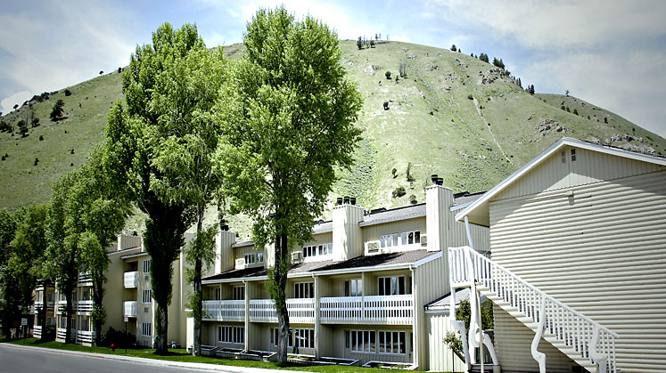 Jackson Hole Lodge Condos