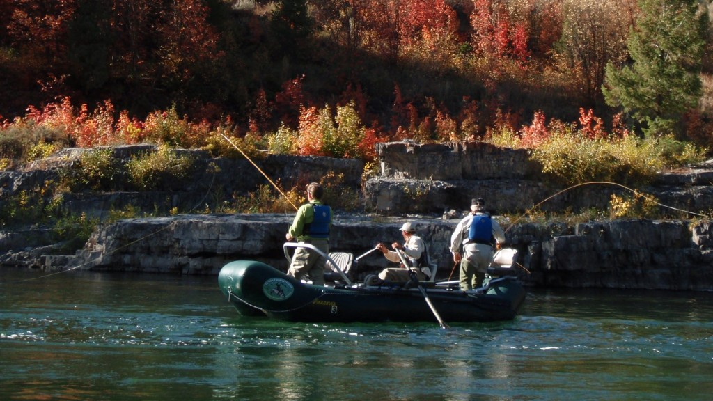 Jackson hole fly fishing guides places to fish for Snake river fly fishing