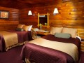 Cedar Log Room